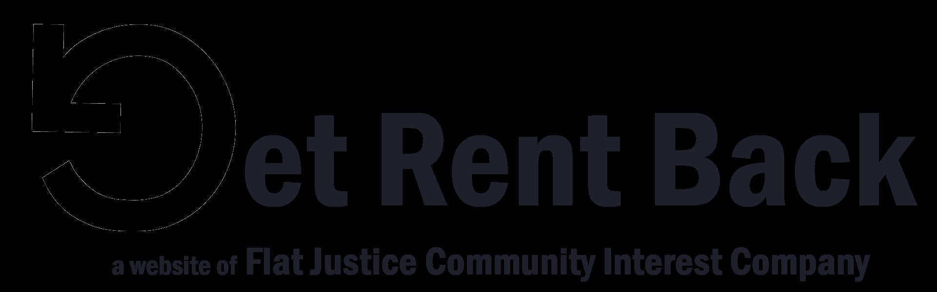 get rent back flat justice home rro rent repayment order advice